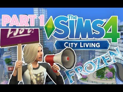 Frozen // City Living // Part 1 - Casual Karaoke ♥︎