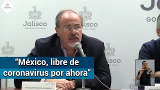 No hay coronavirus en México; descartan 3 casos en Jalisco