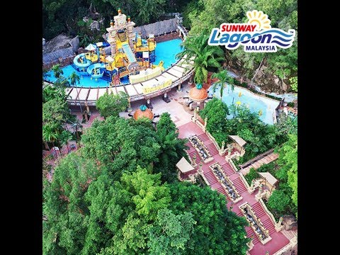 How to Learn Swimming at Sunway Lagoon at Gharo Thatta...