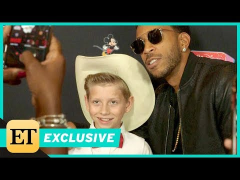 Watch the Adorable Moment When Ludacris and Yodel Kid Mason Ramsey Meet! (Exclusive)
