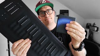 my first look at the Seaboard Rise from Roli