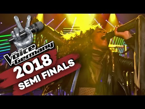 Aerosmith - Crazy (Diana Babalola) | The Voice of Germany | Halbfinale