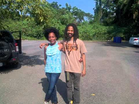 Elise Kelly (IRIE FM), 'Soul to Soul' with Dutty Bookman [Part 1 of 8]