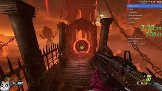 Doom Eternal Any% Speedrun - 1:26:16