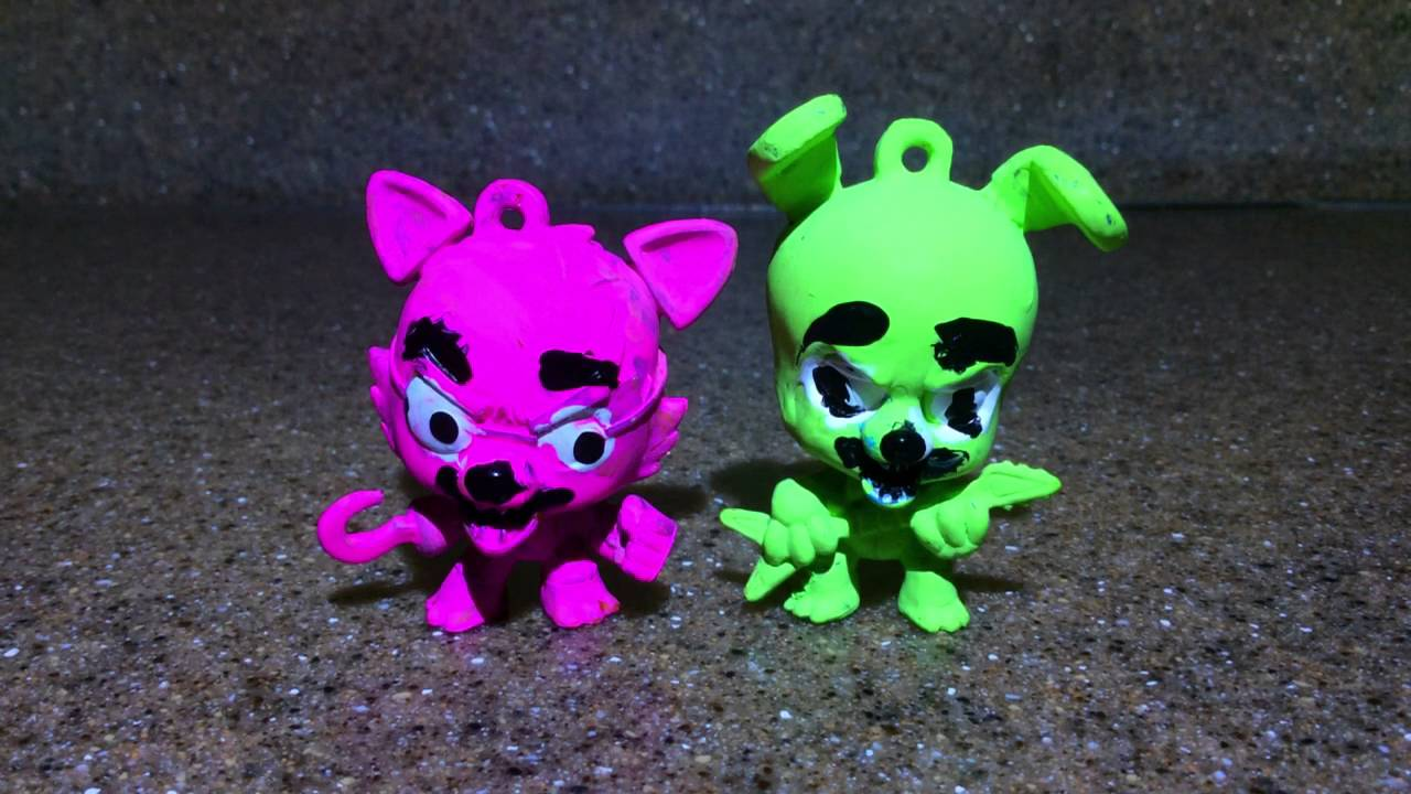 Five Nights At Freddys Collector Clips Hoops Yoyo Youtube