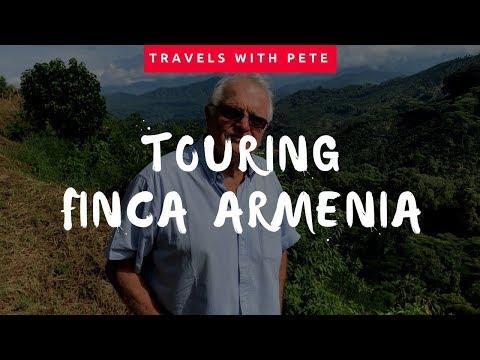 Touring A New Coffee Farm In Guatemala