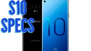 SAMSUNG S10 SPECS,PRICE,RELEASE DATE (ITS OFFICIAL)