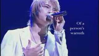 DBSK  Love in the Ice  Live Performance  English Lyrics