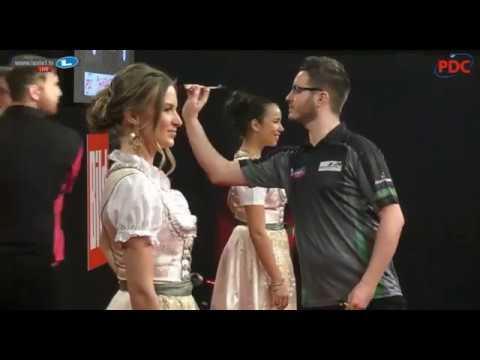 2018 Austrian Darts Open Round 1 Hunt vs Menzies
