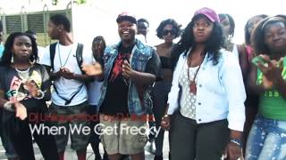 When We Get Freaky - @UNIIQU3_ x @iamdjbake - Edited By @IshellVaughan ( Jersey Club Video)
