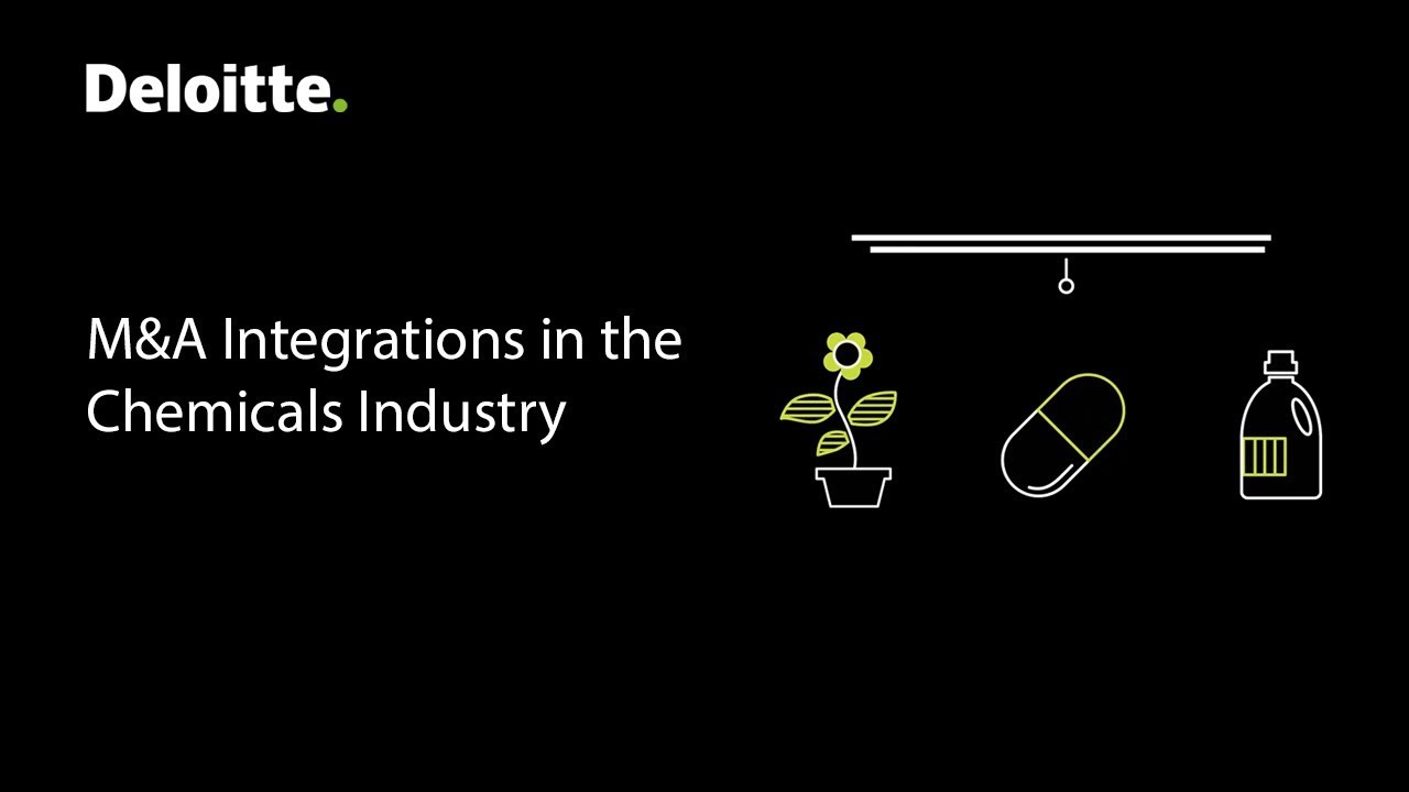 M&A integrations in the chemicals industry