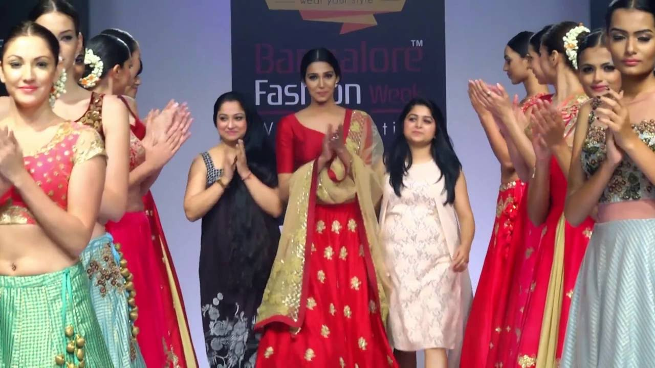 Wear Style Bangalore Fashion Week 15th Edition Oorja On
