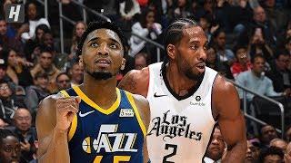 Utah Jazz vs Los Angeles Clippers - Full Game Highlights | December 28, 2019 | 2019-20 NBA Season