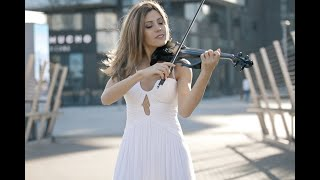 Smooth Criminal (Michael Jackson) - Electric Violin Cover - Luvienne
