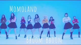 MOMOLAND ⇢ BBOOM BBOOM : RINGTONE
