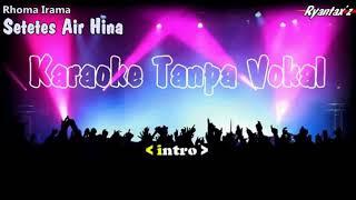Download lagu Setetes air hinakaraoke MP3