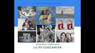 Extraits de compositions de Lilith Guegamian