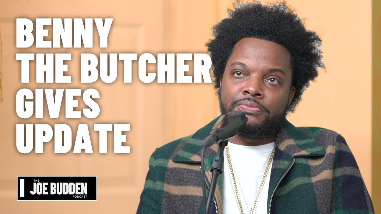 Benny The Butcher Gives An Update After Being Shot | The Joe Budden Podcast