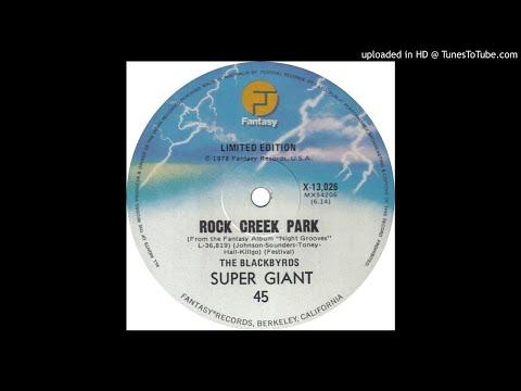 The Blackbyrds-Rock Creek Park