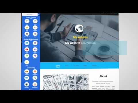 SiteW - Easily create your own website