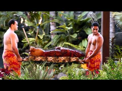 Numbah One Day of Christmas - Hawaiian Christmas Song (HD)