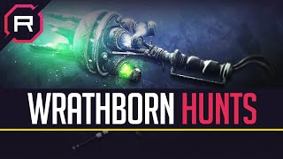 Destiny 2 Wrathborn Hunts Review