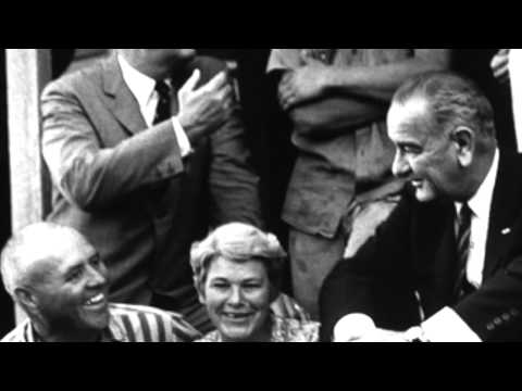Lyndon Baines Johnson: War on Poverty Documentary National History Day 2015