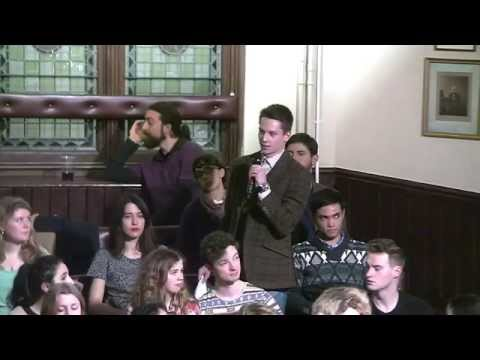 This House Would Legalise the Sex Industry | The Cambridge Union