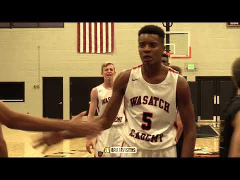 Wasatch Academy VS Wasatch High School: #1 Team In Utah VS Their Cities Public School