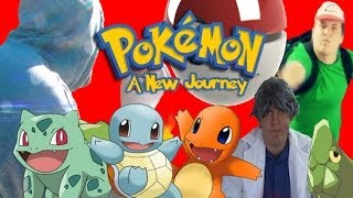 pokemon a new journey pokemon in real life