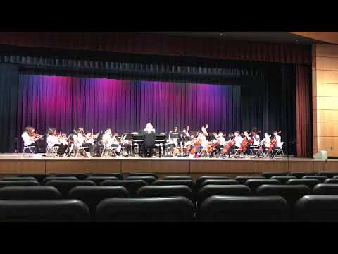 EP Orchestra Takes Second