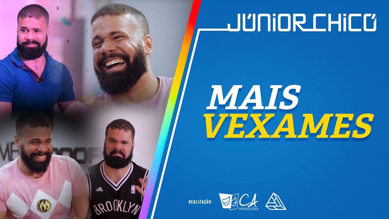 MAIS VEXAMES VARIADOS - PARTICIPAÇÃO EM OUTROS CANAIS l EP. 02 - Júnior Chicó