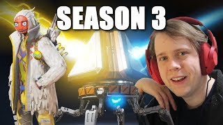 OPENING 100+ APEX LEGENDS PACKS BATTLEPASS SEASON 3
