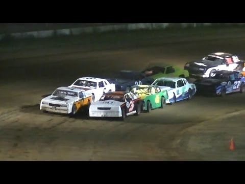 Pure Stock Feature | Matt Wheeler Memorial | McKean County Raceway | 6-9-16