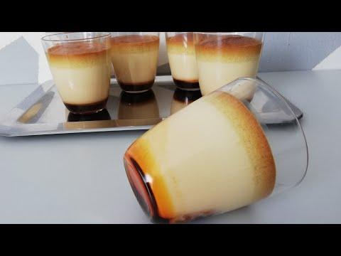 recette-facile-de-flan-cake---caramel-un-régal-🍮-|-leche-flan-cake-recipe-|