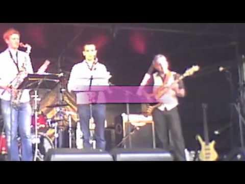 London Jazz Rock Fusion Band Live MTHedz.mp4