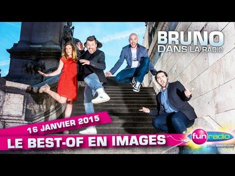 Le Best Of En Images De Bruno Dans La Radio (16/01/2015)