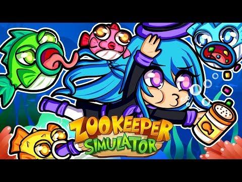 NO ONE WILL ESCAPE in ZooKeeper Simulator!
