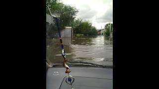 Уссурийск, тайфун ГОНИ