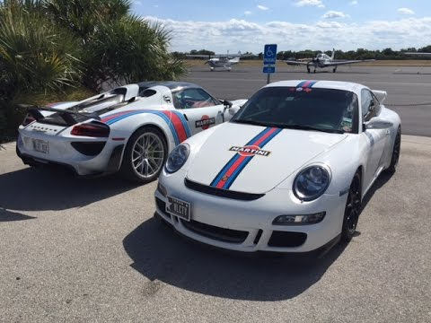 How to Install Stripes or Decals on your Porsche