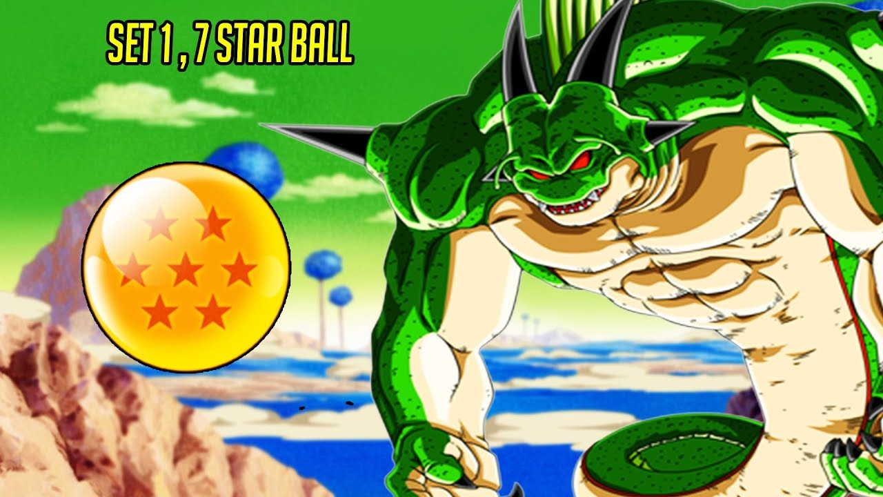 Porunga Come Forth! How to Get The Seven Star Dragonball | DBZ Dokkan Battle