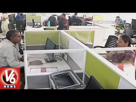 AP Employees Problems | Bare Excess Money For Accommodation And Transport | Vijayawada | V6