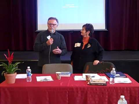 Marilyn and Kent Pelz present the Enneagram Personality Prof