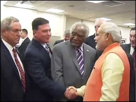 PM Narendra Modi meets US congress representatives