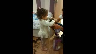 Sophia ganhando a princesa Sophia!