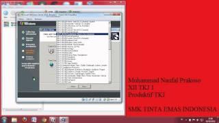 Tutorial Instalasi Windows Server 2003
