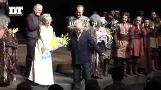 "OKUMA PROVALARINDAN İLK TEMSİLE  ""MACBETH"" (Ankara Devlet Tiyatrosu)"