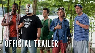 Watch the Official Grown Ups Trailer - In Theaters 6/25/2010(Release Date: 12 July 2013 (United States) Buy Now! http://amzn.to/16gtjiC Grown Ups, starring Adam Sandler, Kevin James, Chris Rock, Rob Schneider, and ..., 2009-11-17T18:07:31.000Z)