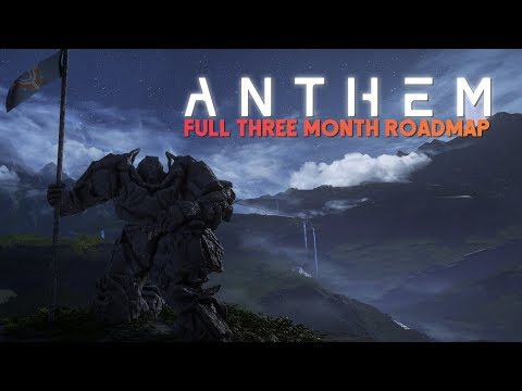 Anthem   New Info! Cosmetic Chests, Items, Events & Roadmap