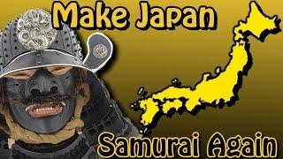HOI4- MAKE JAPAN SAMURAI AGAIN!! (in less than 12 minutes)